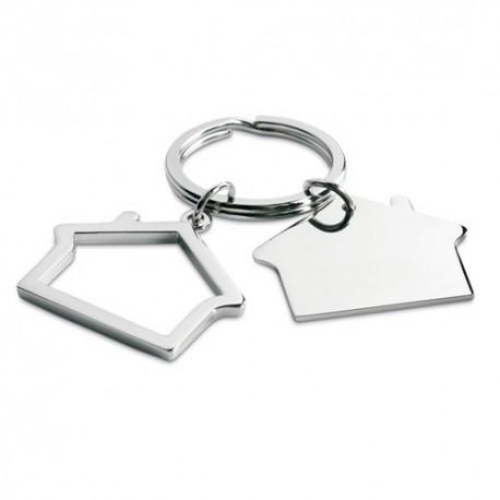 Porte-clés métal KCF