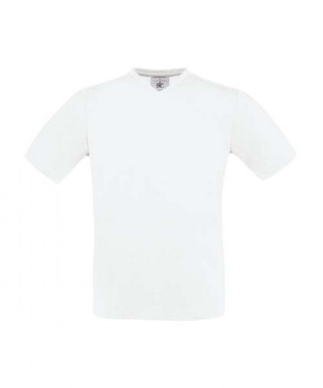 T-shirt Exact 150 Col V B&C
