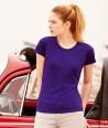 T-shirt Lady fit Valuweight FOL
