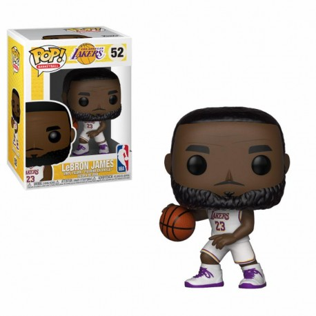 Figurine  Pop de Lebron James