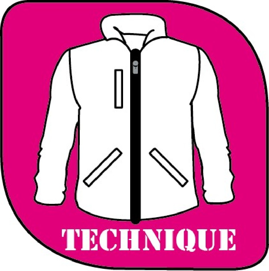 Veste technique