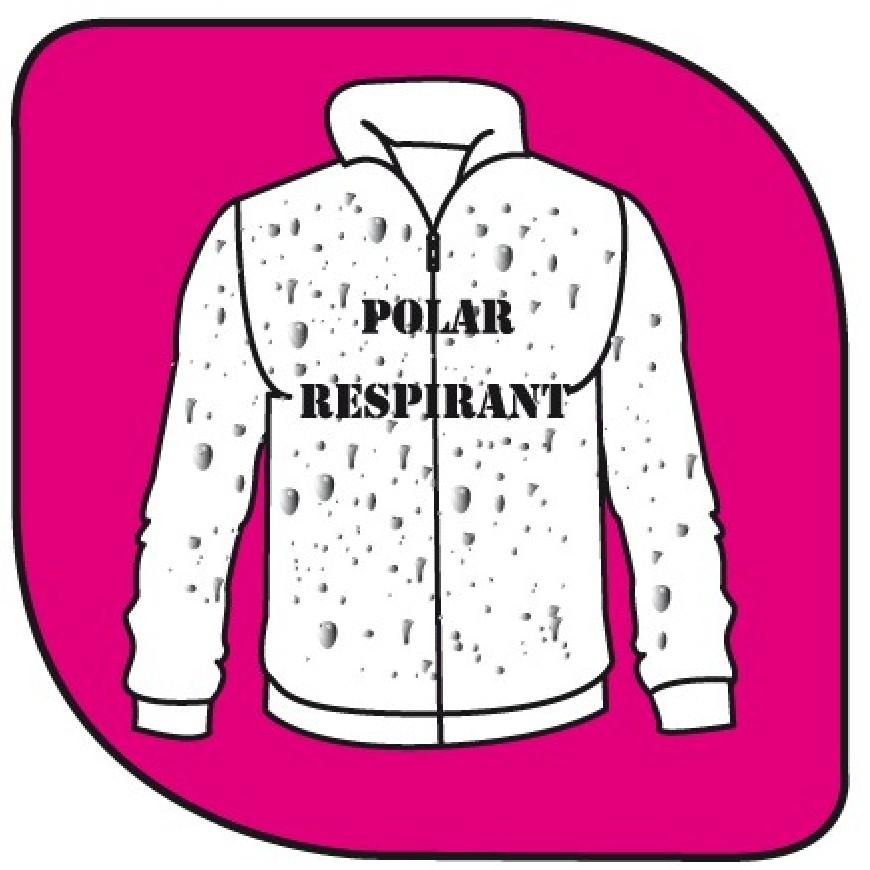 Polars respirants