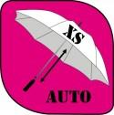 Parapluie auto petit format